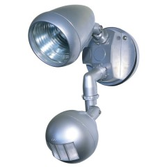 Single Halogen Sensor G9 (Silver)