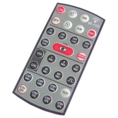 IR Remote Control for Dimmable Detector