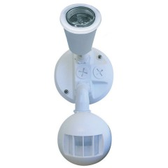 Single Spot Sensor E27 (White)