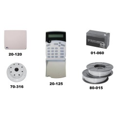 alarm kit acc 1 Alarm Kit Accessories