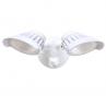55-231 Twin LED Spotlight 40W (White)