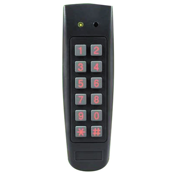 20-962 Keypad Outdoor Weatherproof
