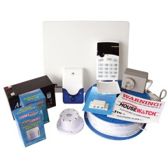 8 Zone Alarm Kit (Standard Kit)