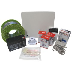 8 Zone Alarm Kit (Apartment Kit)