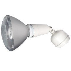 Single Lamp Holder Pack with CFL Lamp (White)