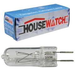 55-100 Bi Pin Halogen Lamp 100W