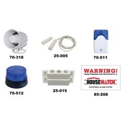 alarm kit acc 2 Alarm Kit Accessories