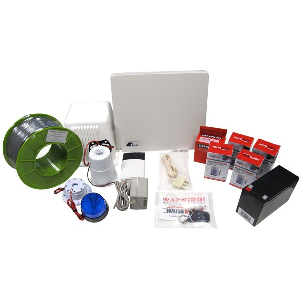 20-840 8 Zone Alarm Kit (House Kit)