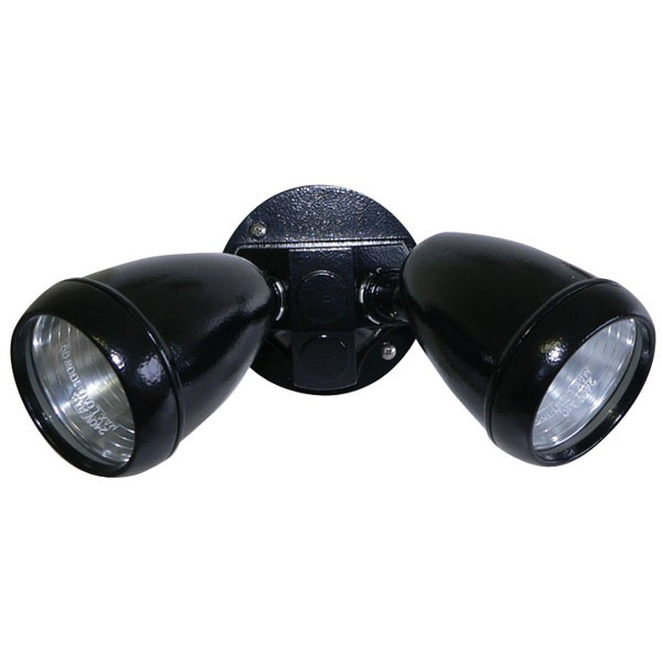 55-113 Twin Halogen Lamp Pack G9 (Black)