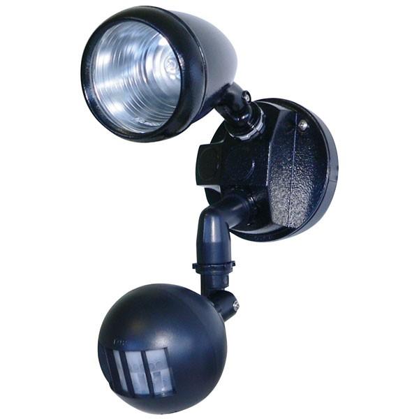 55-124 Single Halogen Sensor G9 (Black)
